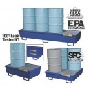 Steel Spill Containment Pallets