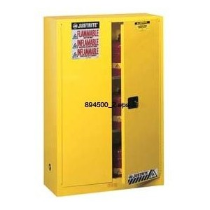 Attrayant Flammable Safety Cabinet/Storage (Yellow)