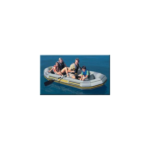 Sell Jual Inflatable Boat Perahu Karet Intex Mariner