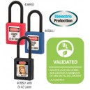 Master Lock 406 Non-Conductive Non-Magnetic Non-Sparking Safety Padlock